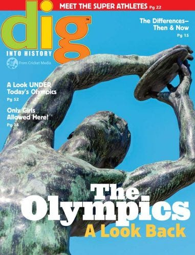 The Olympics: A Look Back