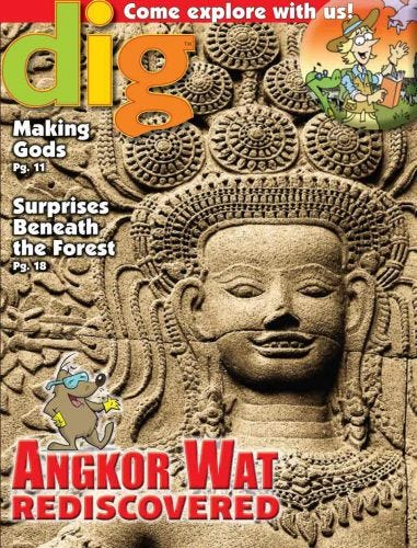 Angkor Wat Rediscovered