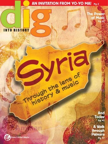 Syria Through the Lens of History and Music