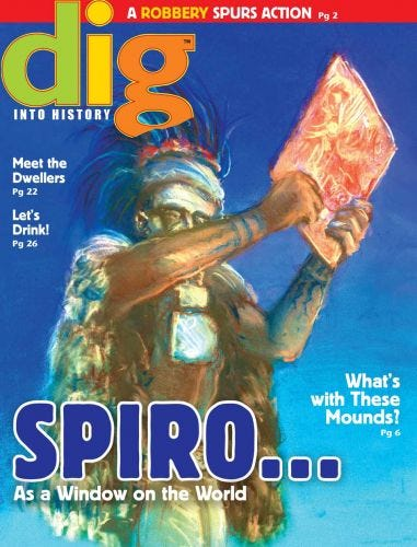 DIG OCTOBER 2015: Spiro...As a Window to the World