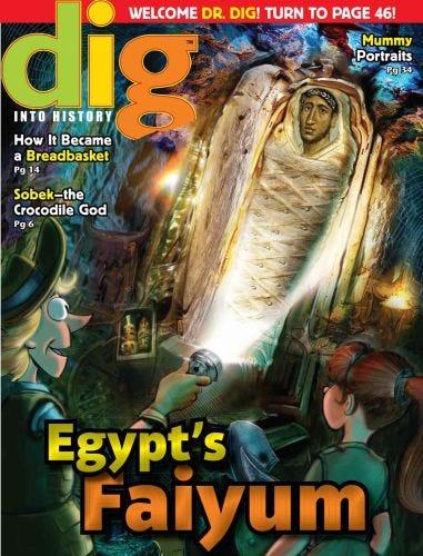 Egypt's Faiyum