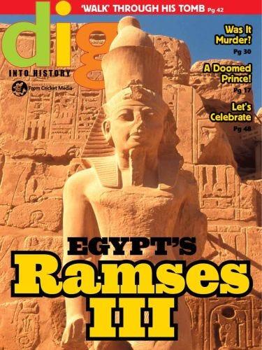 Egypt's Ramses III