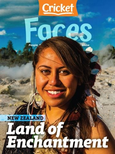FACES Magazine Multi-Year Subscription Discounts (Ages 9-14)