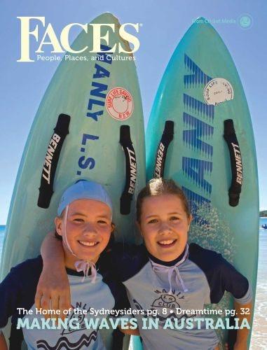 Making Waves In Australia