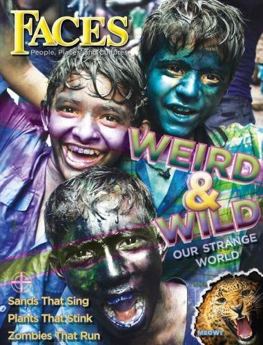 Weird & Wild: Our Strange World