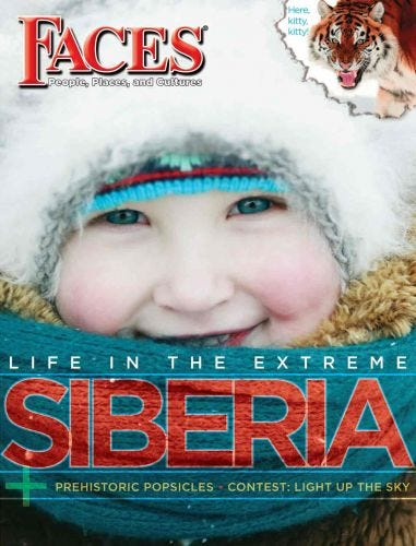 Siberia: Life in the Extreme