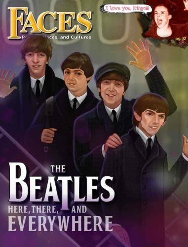 The Beatles: Here, There, and Everywhere
