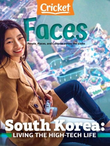 South Korea: Living the High-Tech Life