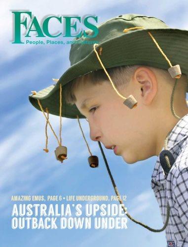 FACES NOVEMBER 2015: Australia's Upside: Outback Down Under