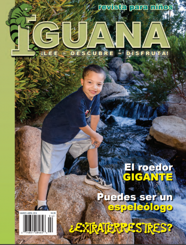 IGUANA MARCH 2014 ISSUE