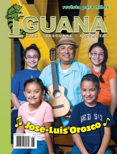 IGUANA MAY 2014 ISSUE