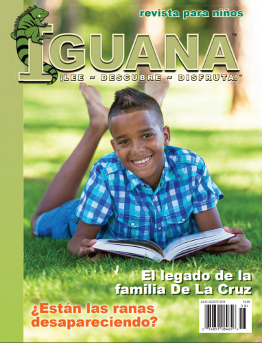 IGUANA JULY 2014 ISSUE