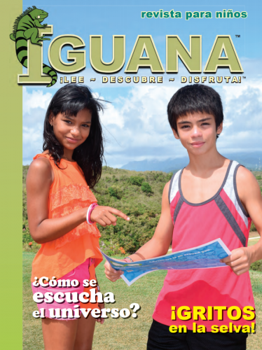 IGUANA NOVEMBER 2014 ISSUE