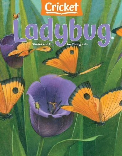 LADYBUG Magazine April 2021