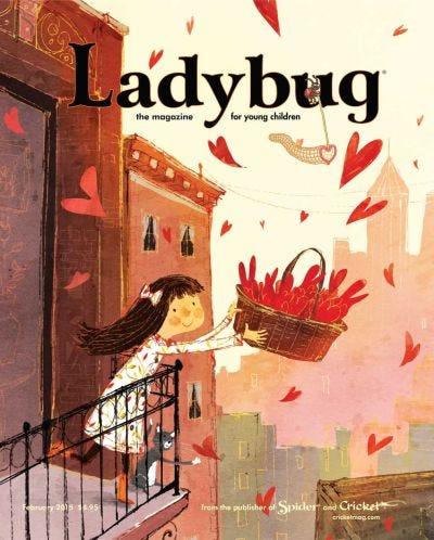 LADYBUG FEBRUARY 2015 ISSUE