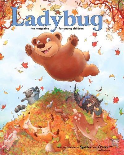 LADYBUG Magazine for Kids ages 3-6: SPECIAL OFFER