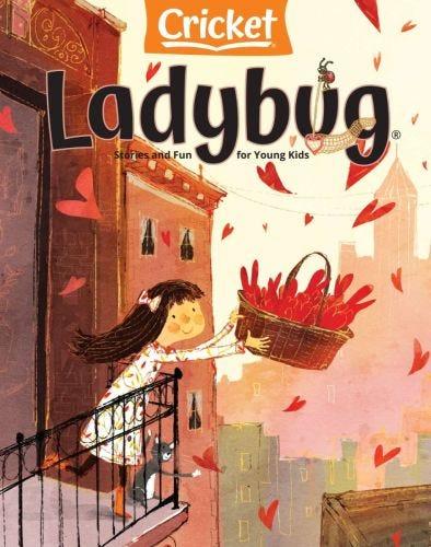 LADYBUG Magazine February 2021