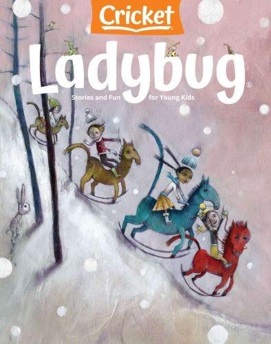 LADYBUG Magazine January 2021