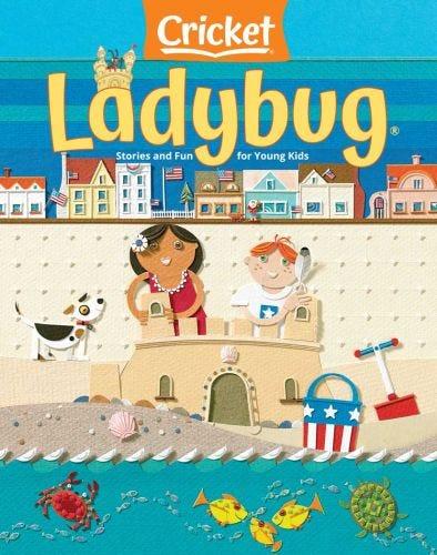 LADYBUG Magazine July-August 2021