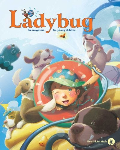 LADYBUG July - August 2016