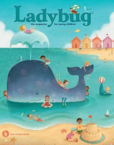 LADYBUG July-August 2018
