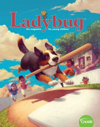 LADYBUG July-August 2019