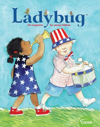 LADYBUG July-August 2020