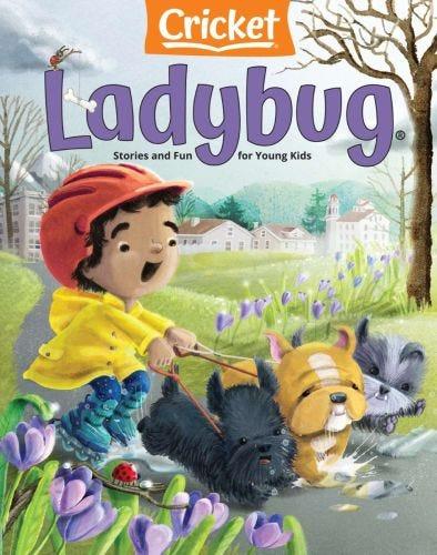LADYBUG Magazines March 2021