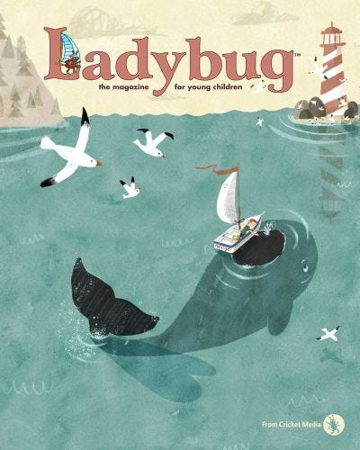 LADYBUG May-June 2016