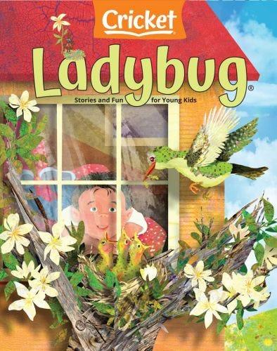 LADYBUG Magazine May-June 2021