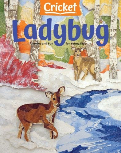 LADYBUG Magazine November-December 2020
