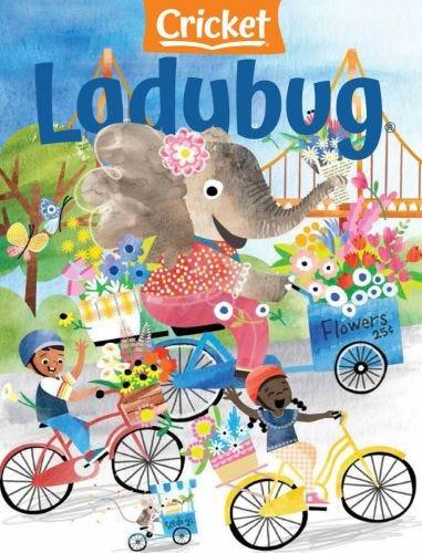 LADYBUG Magazine Multi-Year Subscription Discounts (Ages 3-6)