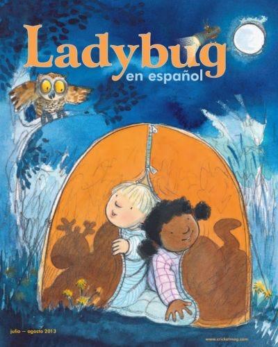 LADYBUG EN ESPANOL JULY 2013 ISSUE