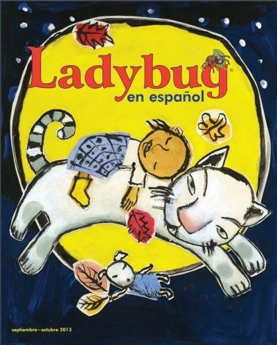 LADYBUG EN ESPANOL SEPTEMBER 2013 ISSUE