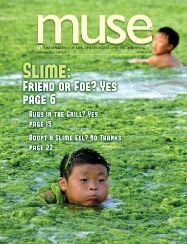 Slime: Friend or Foe? Yes.