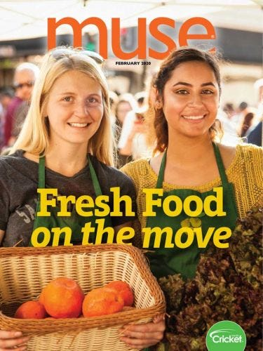 Fresh Food on the Move