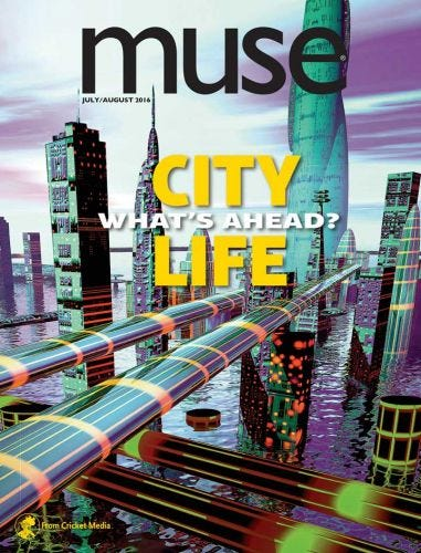 City Life: What's Ahead?