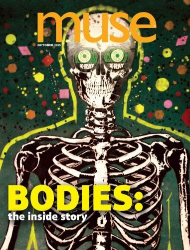 MUSE OCTOBER 2015: Bodies: the Inside Story