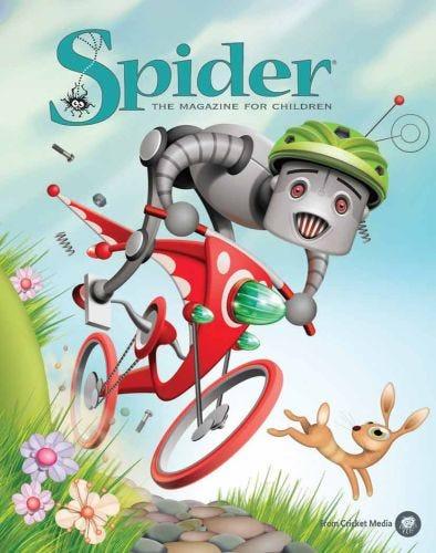 SPIDER July-August 2017