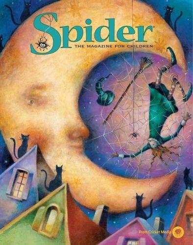 SPIDER October 2017