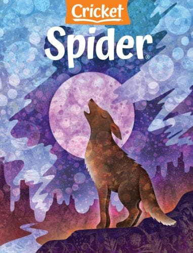 SPIDER Magazine Multi-Year Subscription Discounts (Ages 6-9)