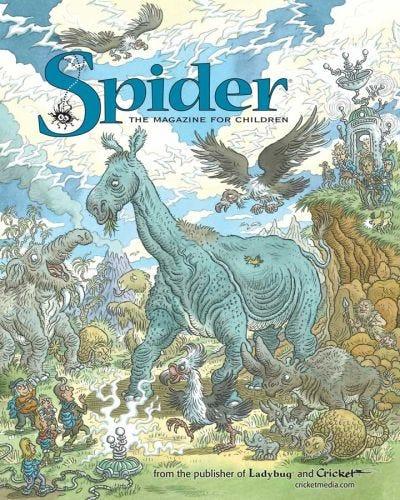 SPIDER April 2016