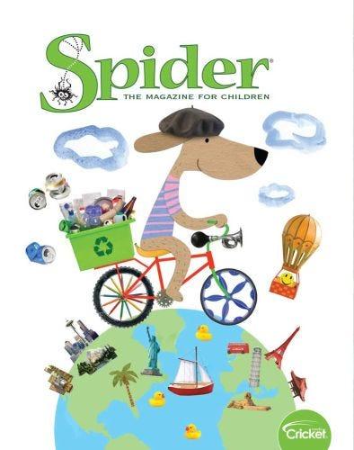 SPIDER April 2020