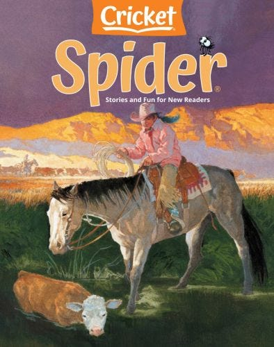 SPIDER Magazine April 2021