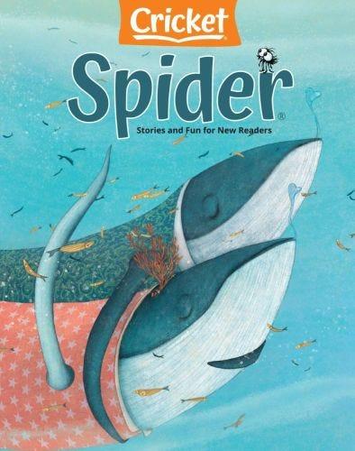 SPIDER Magazine February 2021