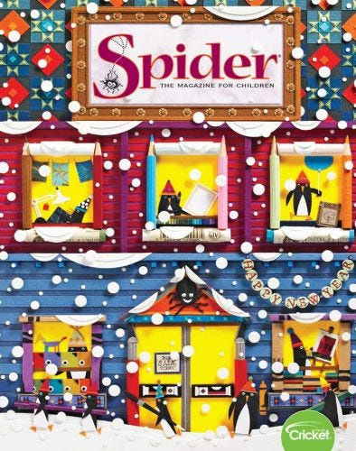 SPIDER January 2020