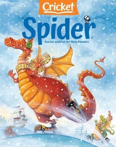 SPIDER Magazine January 2021