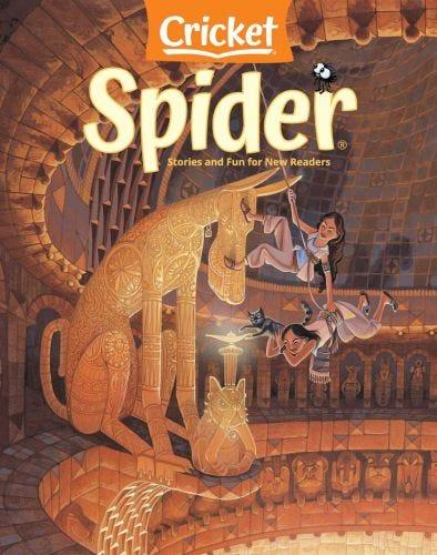 SPIDER Magazine July-August 2021