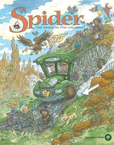 SPIDER July-August 2018