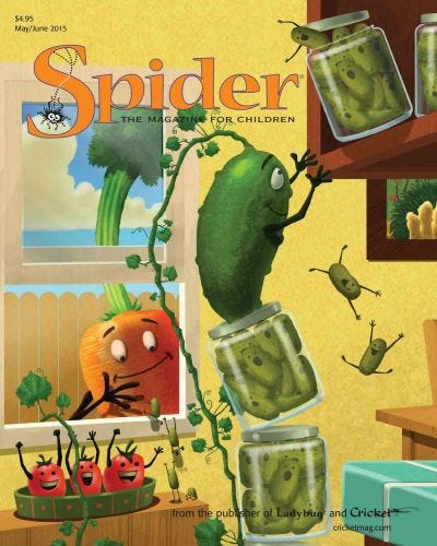 SPIDER MAY 2015